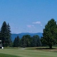 Photo taken at Waukewan Golf Club by Dan G. on 7/19/2012