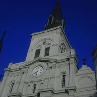 Photo taken at St. Louis Cathedral by Dean on 10/5/2011