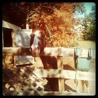 Photo taken at The Coleman Farm by Kristin C. on 9/10/2011