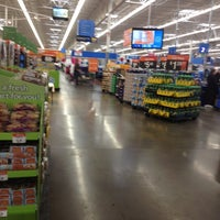 Photo taken at Walmart Supercenter by Cat S. on 1/12/2012