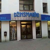 Photo taken at Dzinsmarine by Igor V. on 9/30/2011