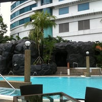 Photo taken at Hilton Kuala Lumpur by Ribosome R. on 10/20/2011