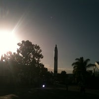 Photo taken at Kennedy Space Center Visitor Complex by Allison B. on 11/8/2011