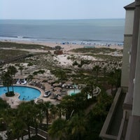 Photo taken at The Ritz-Carlton, Amelia Island by Gus V. on 7/20/2011