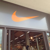 Photo taken at Nike Factory Store by Valentina V. on 4/30/2012