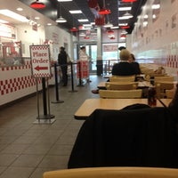 Photo taken at Five Guys by Cheu N. on 5/1/2012