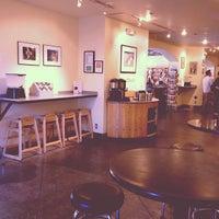 Photo taken at Crossroads Café by Takeshi 🍜 O. on 6/9/2012