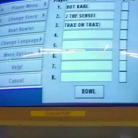 Photo taken at Brunswick Zone XL Brooklyn Park by Justin A. on 6/9/2012