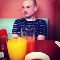 Photo taken at Joe's 24th Street Cafe by Gregory P. on 5/12/2012