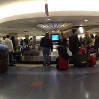 Photo taken at Terminal 4 by pammy p. on 11/22/2011