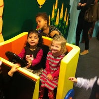 Photo taken at Children's Museum of Manhattan (CMOM) by Gainell R. on 10/14/2011