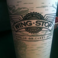 Photo taken at Wingstop by Michael B. on 7/31/2011