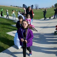 Photo taken at Eagle Pointe Elementary by Sherry B. on 10/28/2011