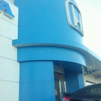 Photo Taken At Galpin Honda Service By Camel V. On 1/26/2012 ...