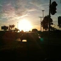 Photo taken at Pracinha da QNJ by Klemer C. on 2/17/2012