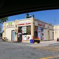 Photo taken at Pita Delites Shawarma Falafel by Jaime L. on 7/17/2011