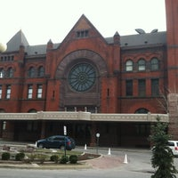 Photo taken at Crowne Plaza Indianapolis-Dwtn-Union Stn by Ed W. on 3/4/2012