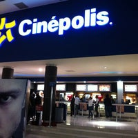 Photo taken at Cinépolis by Daniela C. on 10/29/2011