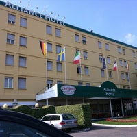 Foto scattata a SHG Hotel Verona da Lucas G. il 8/31/2011