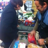 Photo taken at Mercadona by Sergio G. on 11/11/2011