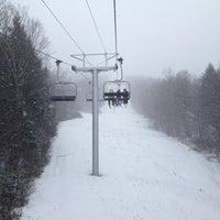 Photo taken at South Ridge Base Lodge by Gary M. on 1/12/2012
