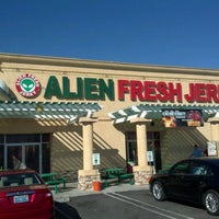 Photo taken at Alien Fresh Jerky by Erik S. on 1/13/2012