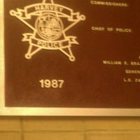 Photo taken at Harvey Police Dept. by Shatina T. on 11/19/2011