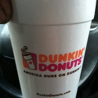 Photo taken at Dunkin Donuts by Bob M. on 4/12/2012