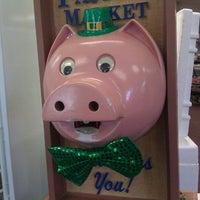 Photo taken at Paulina Meat Market by Kirstjen L. on 3/17/2012