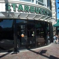 Photo taken at Starbucks by Raquel T. on 9/9/2012