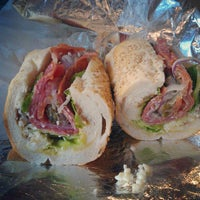 Photo taken at Ellen's Bagels Hoagies and More by winston y. on 4/15/2012
