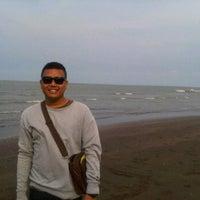 Photo taken at Pantai Pakis Jaya by Bagus j. on 12/13/2011