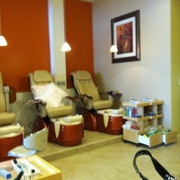 Photo taken at Hunter Woods Nails & Spa by D on 3/15/2011