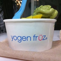 Photo taken at Yogen Fruz by Timmy on 3/17/2011