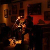 Photo taken at 1895 movie bar by Philippe S. on 1/17/2012