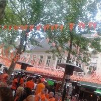Photo taken at 't Hart van Breda by Orry C. on 6/17/2012