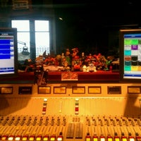 Photo taken at WJR Control 1 by Paul R. on 11/9/2011
