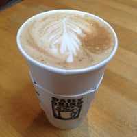 Photo taken at The Daily Grind (aka The Fells Grind) by Daniuska G. on 7/21/2012