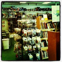 Photo taken at Bedrock City Comic Company by Esther P. on 7/23/2012