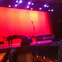 Photo taken at Cabaret Theater - Mohegan Sun by ✔️Notch✔️ B. on 6/22/2012