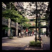 Photo taken at Shin Kong Mitsukoshi (Taipei Xinyi Place A11) by Yu-Min K. on 6/9/2012