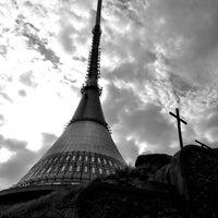 Photo taken at Ještěd by Adley on 7/28/2012