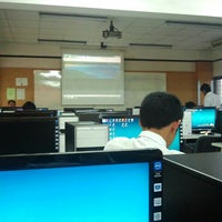 Photo taken at RBAC @E204 by Atipong P. on 7/25/2012