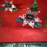 Photo taken at Louis Vuitton by Laqui on 9/5/2012