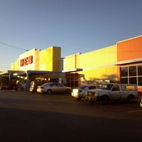 Photo taken at H-E-B by Derek C. on 3/23/2012