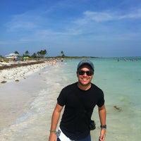 Photo taken at Bahia Honda Key by Leandro D. on 2/25/2012