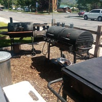 Photo taken at Spero's House of BBQ by Ry A. on 7/22/2011