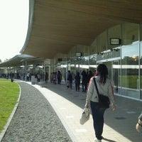 Photo taken at Karuizawa Prince Shopping Plaza by Akira K. on 10/10/2011
