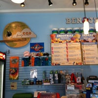 Photo taken at Ben & Jerry's by Kevin Z. on 6/25/2012
