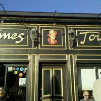 Photo taken at James Joyce Irish Pub by Kevin R. on 10/20/2011